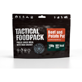 Tactical Foodpack Freeze Dried Meal 100g, Beef and Potato Pot